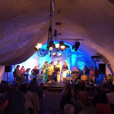 Cool im Keller – Bands der Lauterbacher Musikschule spielten in Eisenbach