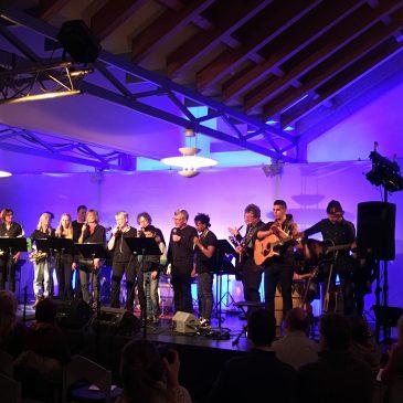 HeimatMusik – الموسيقا  – Musikschule beim Vogelsberger Kirchentag